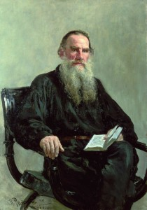 Leo Tolstoy quote as related to Marital Arts