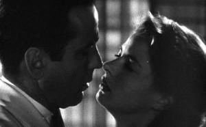 Casablanca kiss for The Marital Arts